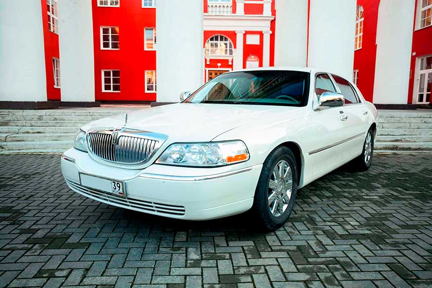 Автомобиль Lincoln- Трансфер из Калининграда